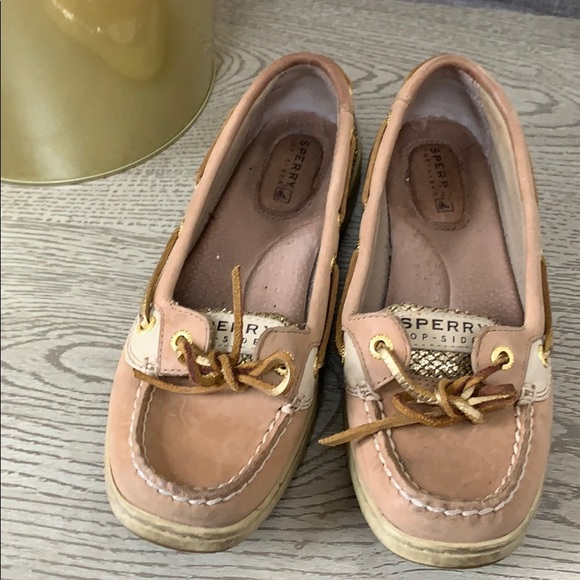 Angelfish Boat Shoes Sperry